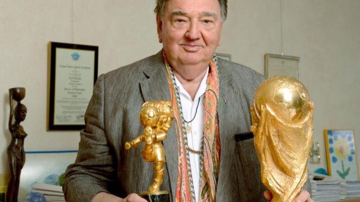 Musical-Pionier Rolf Deyhle gestorben (Foto)