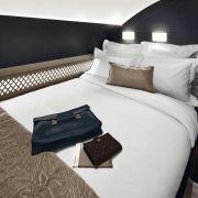 Neues von den Airlines: Luxussuiten und Verbindungen (Foto)