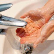 Vor Infektionen schützen: Richtiges Händewaschen hilft (Foto)