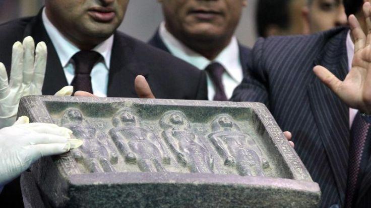 Ägypten erhält pharaonische Objekte aus Deutschland zurück (Foto)