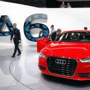 Hohe Investitionen bremsen Audi (Foto)