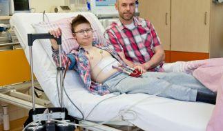 Tag des herzkranken Kindes - 15-Jähriger braucht neues Organ (Foto)