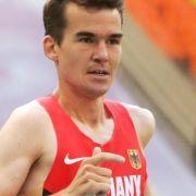 Gabius läuft starkes 10 000-Meter-Rennen in Stanford (Foto)
