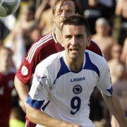 Sieben Bundesliga-Legionäre in Bosniens WM-Kader (Foto)
