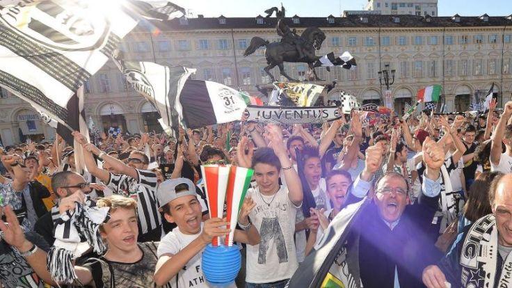 «Geschichte geschrieben» - Juve feiert 30. Meistertitel (Foto)
