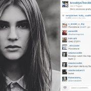Modelt GNTM-Favoritin Steffi bald für Victoria Beckham? (Foto)
