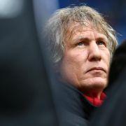 Geldstrafe für beurlaubten «Club»-Trainer Verbeek (Foto)