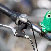 Quietschende Fahrradbremsen: So findet man die Ursache (Foto)