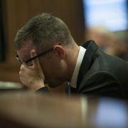 Zeugen: Pistorius war in der Tatnacht völlig verzweifelt (Foto)