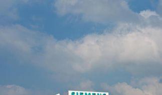 Siemens-Aufseher beraten Umbau (Foto)