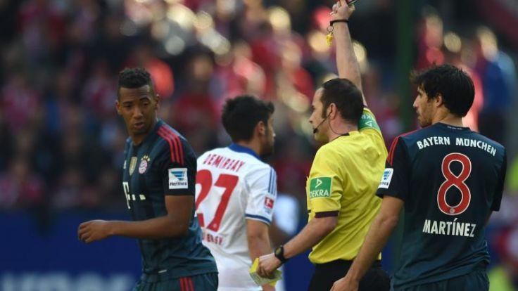 Zwei Spiele Sperre für Bayern-Verteidiger Boateng (Foto)