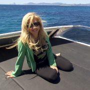 Sagt Carmen «ja» zu Roberts Luxusjacht? (Foto)