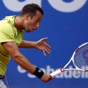 Erstrunden-Aus für Kohlschreiber und Becker in Madrid (Foto)