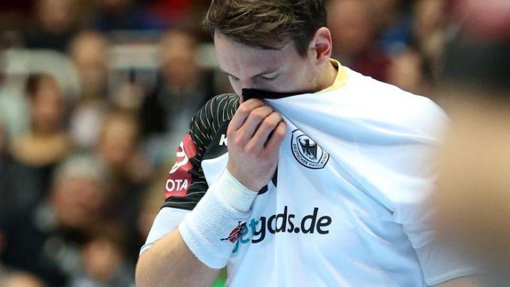 Nationalspieler Gensheimer fällt für Lehrgang aus (Foto)