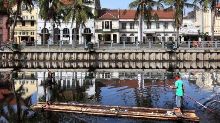 Jakartas Altstadt soll saniert werden (Foto)