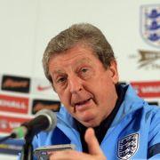Englands Hodgson hat WM-Aufgebot schon im Kopf (Foto)