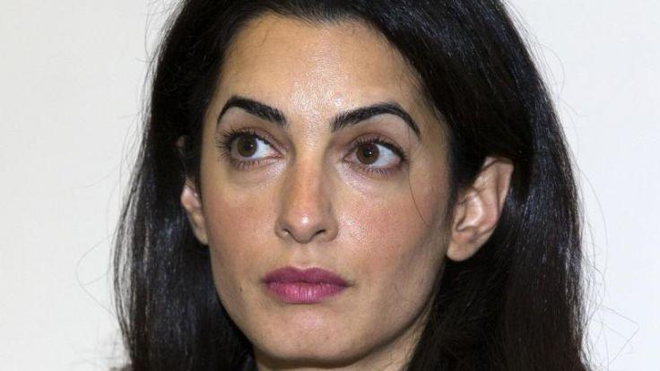«Wer ist dieser Clooney?» - Libanesen stolz auf Alamuddin (Foto)