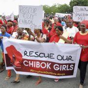 Nigeria: Boko Haram bekennt sich zu Entführung von Mädchen (Foto)