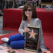 Sally Field enthüllt ihren Hollywood-Stern (Foto)