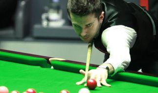 Neuer Snooker-Weltmeister Selby denkt an toten Vater (Foto)