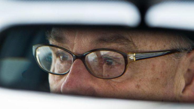 Wo steht im EU-Führerschein der Hinweis zur Sehschwäche? (Foto)