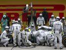 Psychologe arbeitet mit Mercedes-Team in der Formel 1 (Foto)