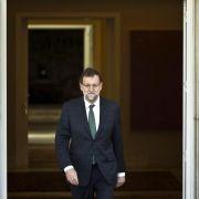 Regierungschef Rajoy für Real im Champions-League-Finale (Foto)