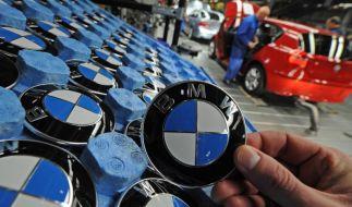 China treibt Profit bei BMW in die Höhe (Foto)