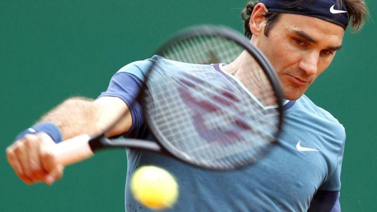 Federer sagt Teilnahme in Madrid ab (Foto)