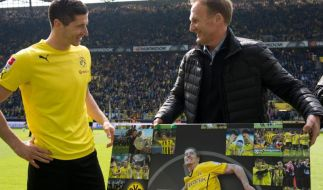 Watzke: Lewandowski nicht eins zu eins zu ersetzen (Foto)