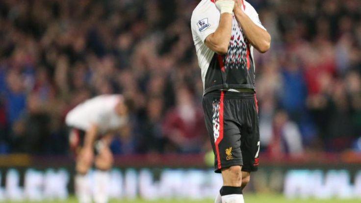 Schluchzender Suarez - Spott für Liverpool nach 3:3 (Foto)