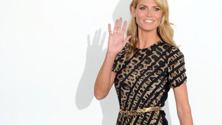 Heidi Klum liegt das Thema Magersucht «sehr am Herzen» (Foto)