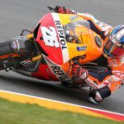 Spanischer MotoGP-Pilot Pedrosa am Unterarm operiert (Foto)