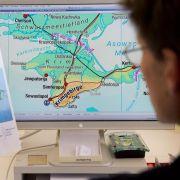 Von Farben und Linien: Kartenmacher in der Krimkrise (Foto)