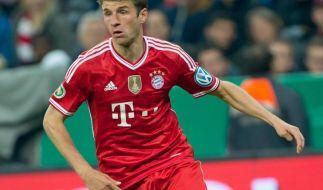 Müller will vorerst beim FC Bayern bleiben (Foto)