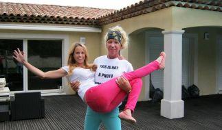 Alicia (rechts) und Nicole King sind nach Cannes ausgewandert. (Foto)