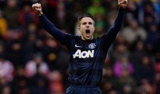 Manchester United gewinnt 3:1 gegen Hull City (Foto)