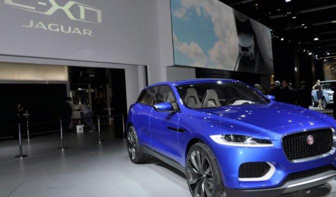 Die besten Bilder zu Erwischt: Erlkönig Jaguar SUV - Jaguar-Angriff auf Prosche-Tiger: Jaguar (Foto)