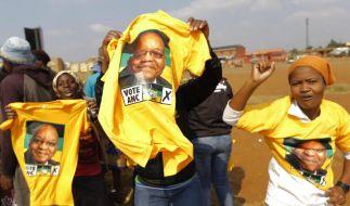 Südafrika wählt: Wahlsieg von ANC und Zuma erwartet (Foto)