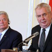 Gauck beendet Staatsbesuch in Tschechien (Foto)