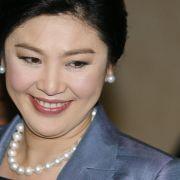 Thailands Regierungschefin des Amtes enthoben (Foto)