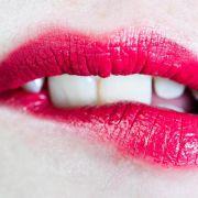 Anfassen verboten - Lippenherpes überträgt sich schnell (Foto)