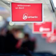 Lufthansa-Streik beschert Air Berlin mehr Fluggäste (Foto)