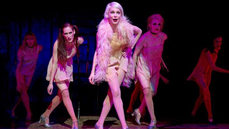 Im Kit Kat Klub: «Cabaret» wieder am Broadway (Foto)