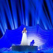 San Marino hat mit Valentina Monetta erstmals in seiner Geschichte das ESC-Finale erreicht. Der Song «Maybe» stammt aus der Feder von Ralph Siegel.
