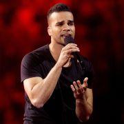 András Kállay-Saunders aus Ungarn greift in seiner R'n'B-Ballade «Running» ein ernstes Thema auf: Kindesmissbrauch.