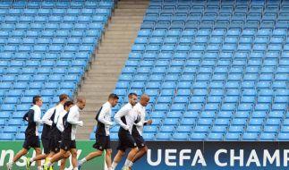 Manchester City wehrt sich gegen UEFA-Millionenstrafe (Foto)