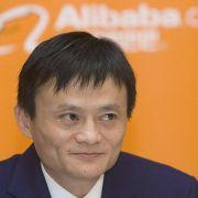 Alibaba-Chef Jack Ma: Das Krokodil vom Jangtse (Foto)