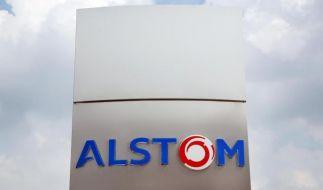 Gewinneinbruch bei Alstom (Foto)