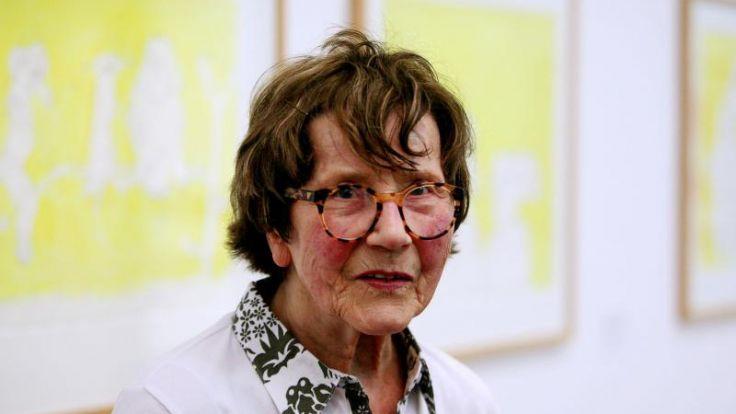 Mutige Bilder bis zuletzt: Maria Lassnig stirbt mit 94 (Foto)